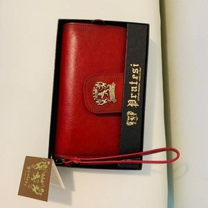 Handbags - Pratesi Firenze leather wallet